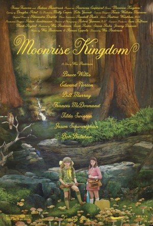 Moonrise Kingdom (2012) DVD Release Date