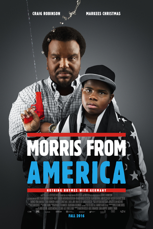 Morris from America (2016) DVD Release Date