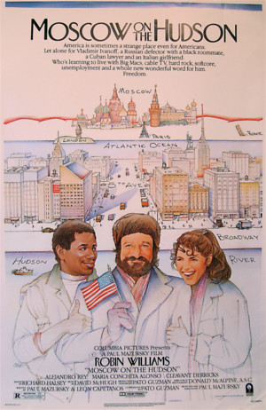 Moscow on the Hudson (1984) DVD Release Date