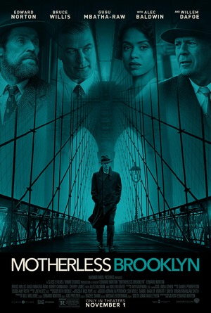 Motherless Brooklyn (2019) DVD Release Date