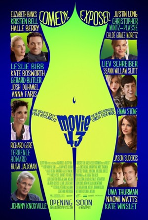 Movie 43 (2013) DVD Release Date