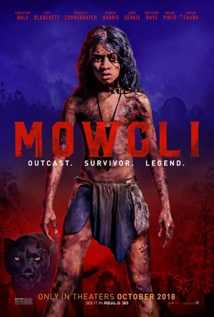 Mowgli: Legend of the Jungle (2018) DVD Release Date