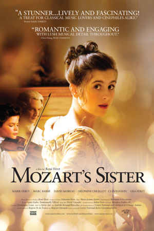 Mozart's Sister (2010) DVD Release Date