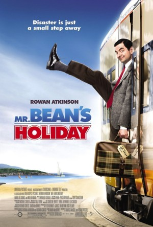 Mr. Bean's Vacation (2007) DVD Release Date