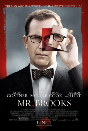 Mr. Brooks (2007) DVD Release Date