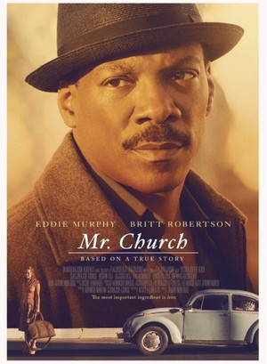Mr. Church (2016) DVD Release Date