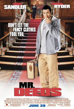 Mr. Deeds (2002) DVD Release Date