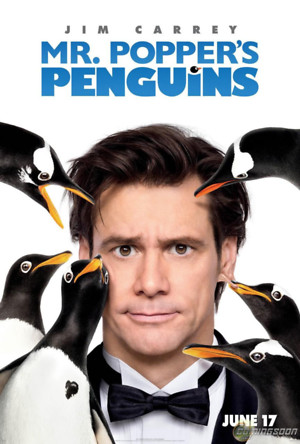 Mr. Popper's Penguins (2011) DVD Release Date