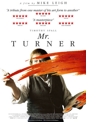 Mr. Turner (2014) DVD Release Date