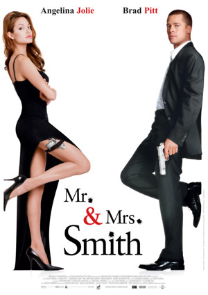 Mr. & Mrs. Smith (2005) DVD Release Date