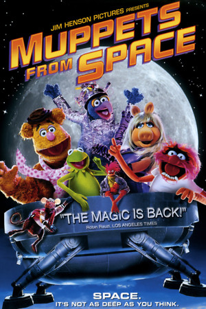 Muppets from Space (1999) DVD Release Date