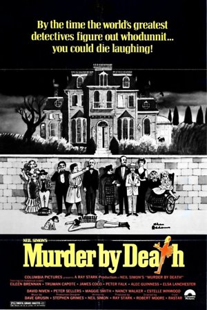 Murder by Death (1976) DVD Release Date