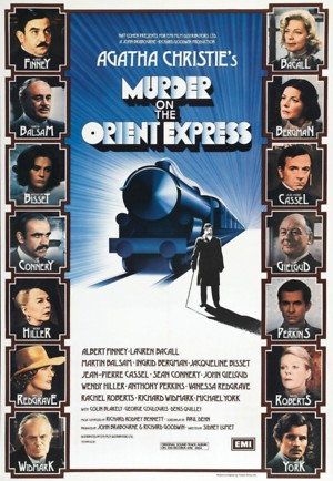 Murder on the Orient Express (1974) DVD Release Date
