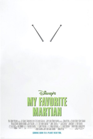 My Favorite Martian (1999) DVD Release Date