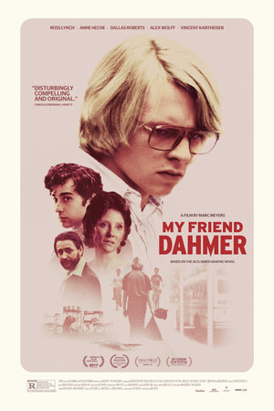 My Friend Dahmer (2017) DVD Release Date