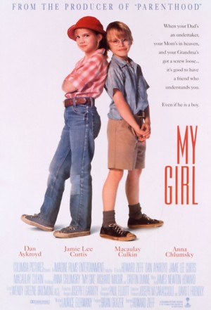 My Girl (1991) DVD Release Date
