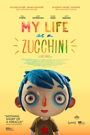 My Life as a Zucchini (2016) DVD Release Date