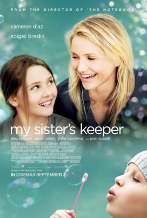 My Sister's Keeper (2009) DVD Release Date