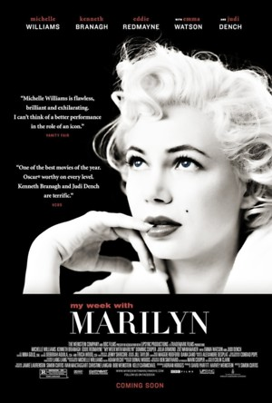 My Week with Marilyn (2011) DVD Release Date