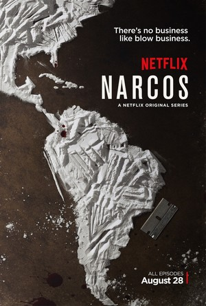 Narcos (TV Series 2015- ) DVD Release Date