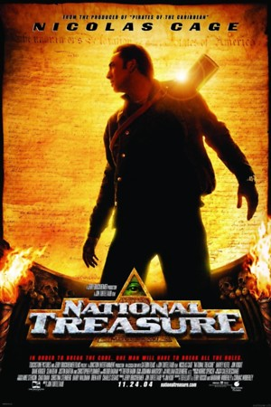 National Treasure (2004) DVD Release Date