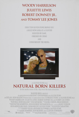 Natural Born Killers (1994) DVD Release Date