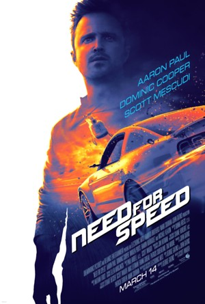 Need for Speed (2014) DVD Release Date