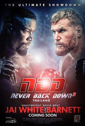 Never Back Down 3 No Surrender (2016) DVD Release Date