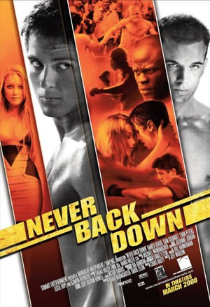 Never Back Down (2008) DVD Release Date