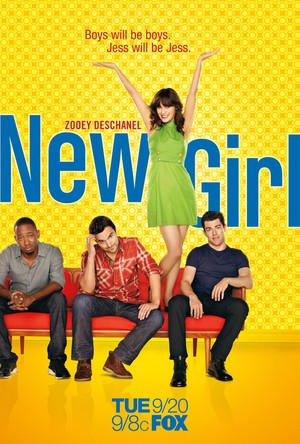 New Girl (TV 2011) DVD Release Date