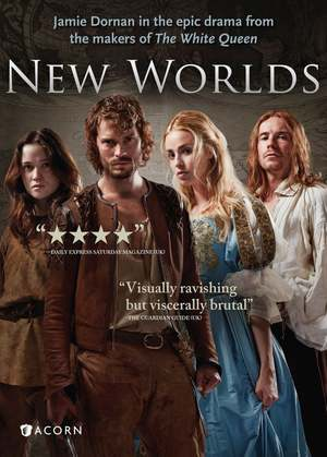 New Worlds (TV Mini-Series 2014) DVD Release Date