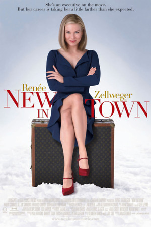 New in Town (2009) DVD Release Date