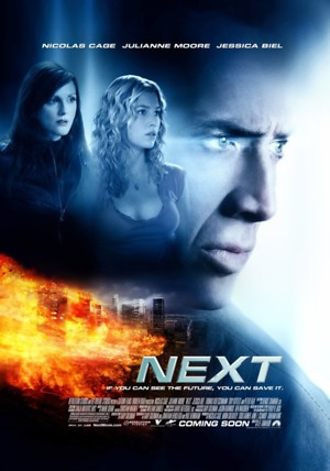 Next (2007) DVD Release Date