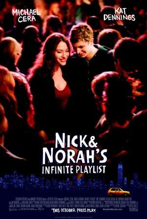 Nick and Norah's Infinite Playlist (2008) DVD Release Date