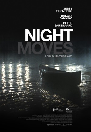 Night Moves (2013) DVD Release Date