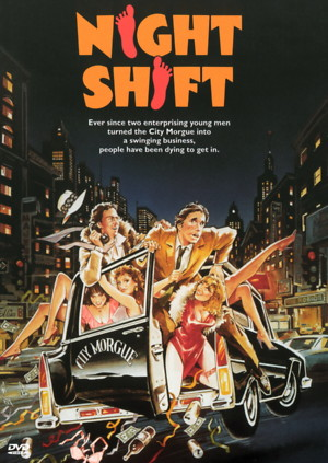 Night Shift (1982) DVD Release Date