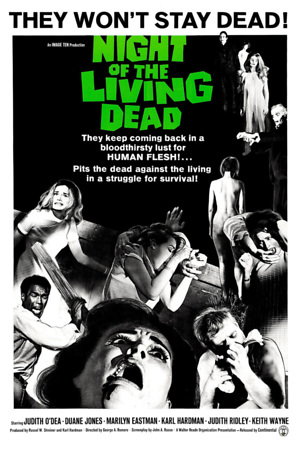 Night of the Living Dead (1968) DVD Release Date
