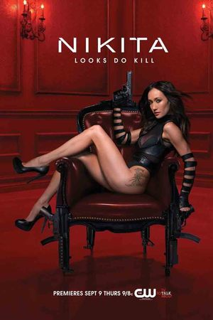 Nikita (TV Series 2010) DVD Release Date