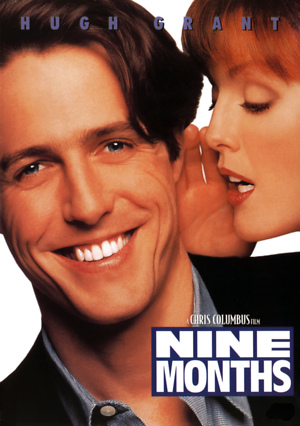 Nine Months (1995) DVD Release Date