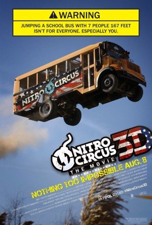 Nitro Circus: The Movie (2012) DVD Release Date