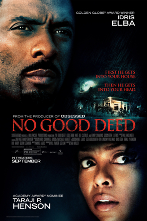 No Good Deed (2014) DVD Release Date