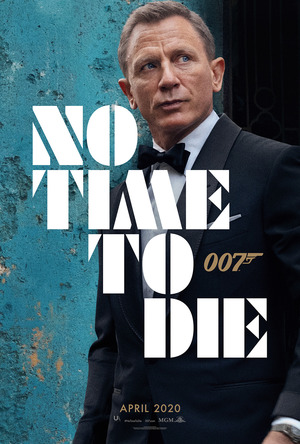No Time to Die (2021) DVD Release Date