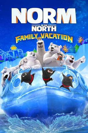 Norm of the North: Family Vacation (2020) DVD Release Date