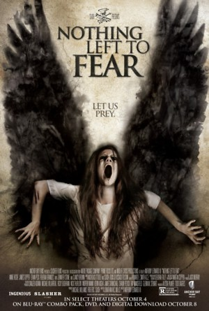 Nothing Left to Fear (2013) DVD Release Date