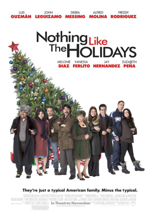 Nothing Like the Holidays (2008) DVD Release Date
