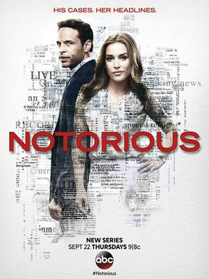 Notorious (TV Series 2016- ) DVD Release Date