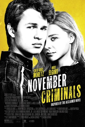 November Criminals (2017) DVD Release Date