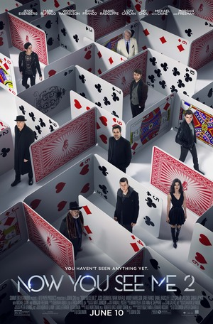 Now You See Me 2 (2016) DVD Release Date