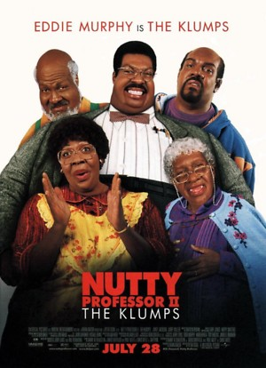Nutty Professor II: The Klumps (2000) DVD Release Date
