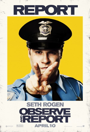 Observe and Report (2009) DVD Release Date
